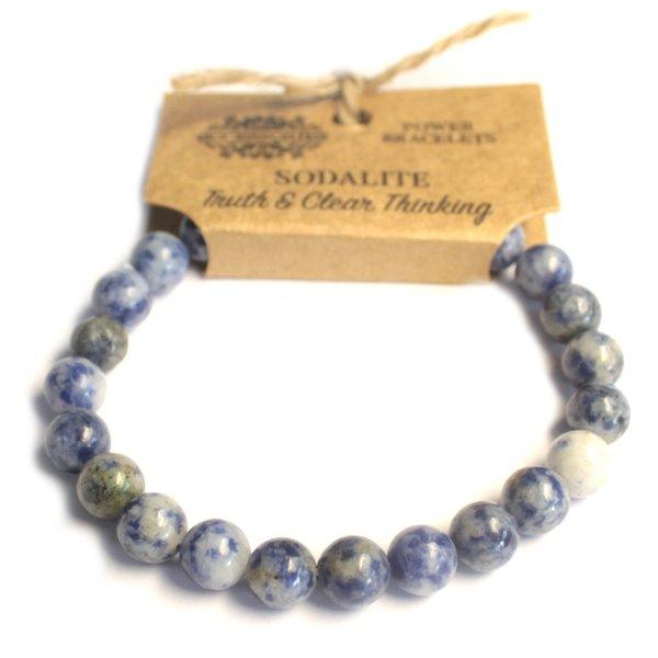Power Bracelet - Sodalite