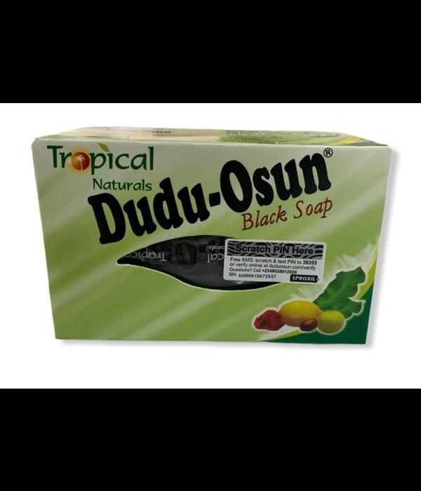 Tropical Naturals Dudu Osun Black Afrika Soap - Zwarte Afrikaanse Zeep