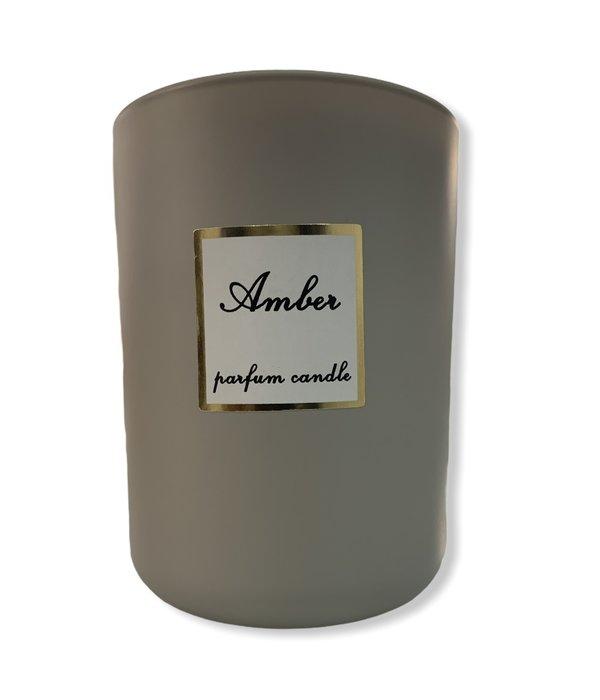 Geurkaars Amber So Magic 250gr