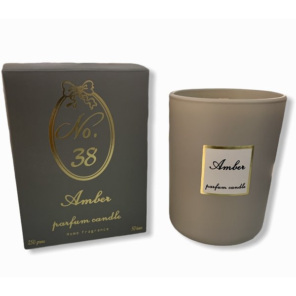 Scented candle Amber So Magic 250gr
