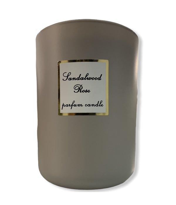 Geurkaars Sandalwood Rose So Magic 250g