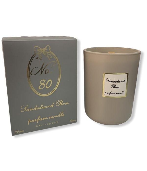 So Magic Scented candle Sandalwood Rose So Magic 250gr