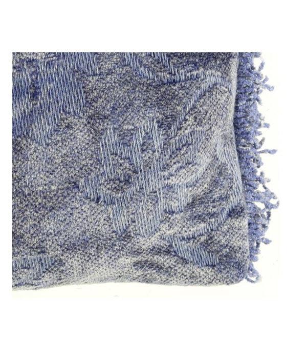 Kersten Decor Sierkussen blauw 2x30x50cm