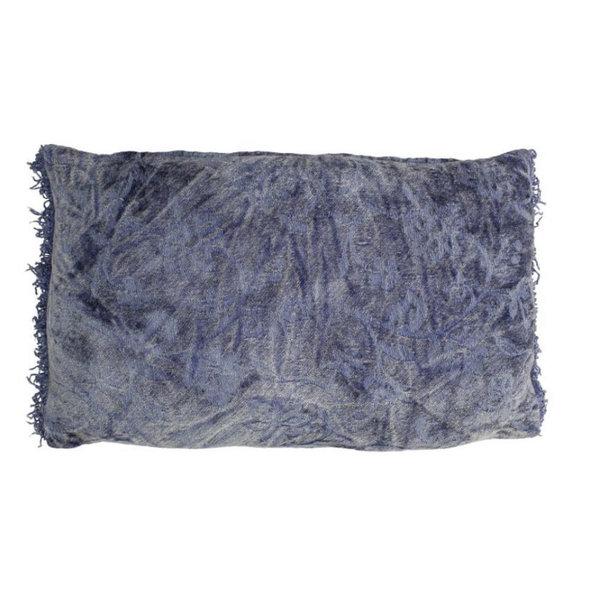 Cushion Blue 2x30x50cm