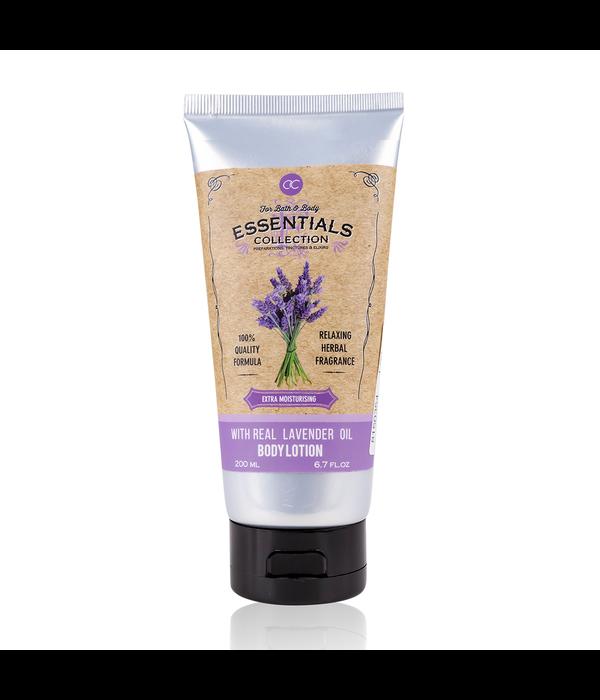 Bodylotion verrijkt met lavendelolie