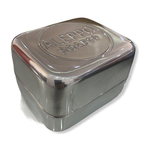 Aluminum soap box