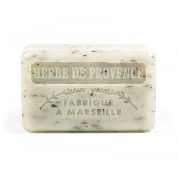 Marseille soap - Herbe de Provence  ( Provence grass)