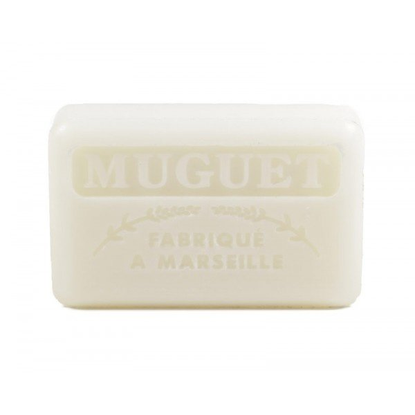 Marseille soap  Lily of the valley