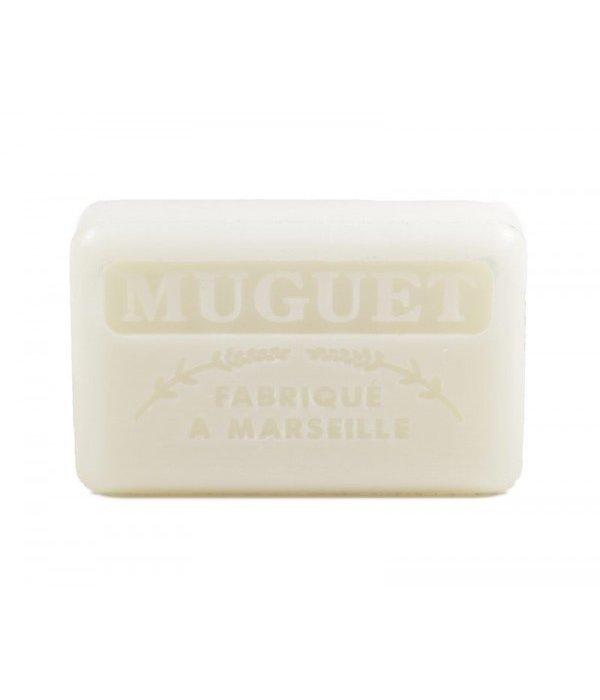 La Savonnette Marseillaise Marseille soap - Muguet ( Lily of the valley)