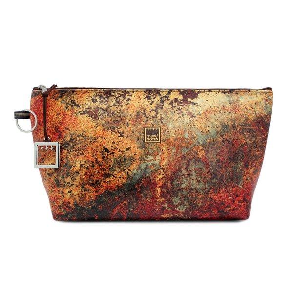 Envelope Cosmetic Bag - Rust