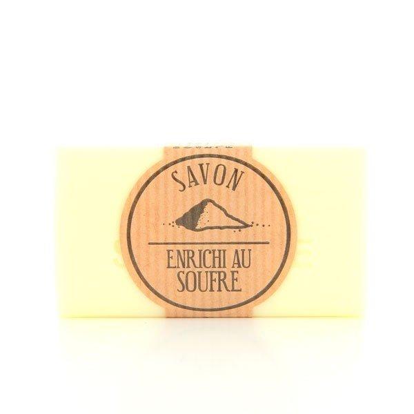 Handmade Sulfur soap 100g