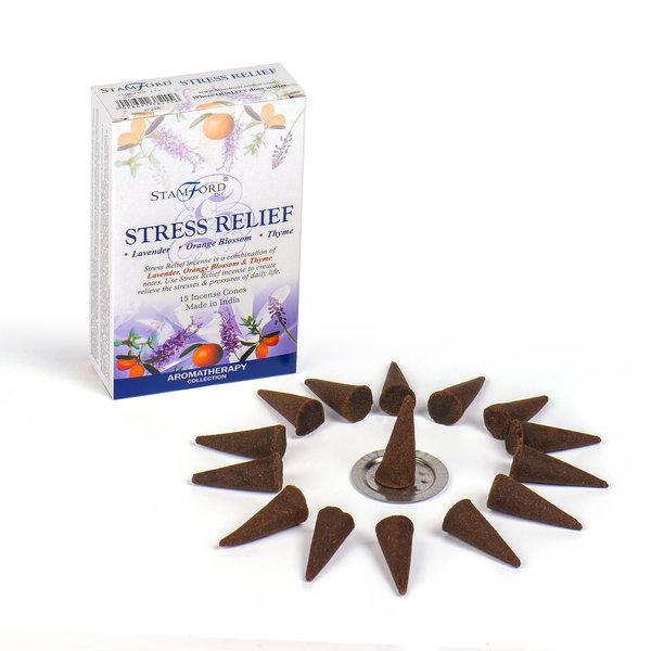 Incense cones - Stress Relief