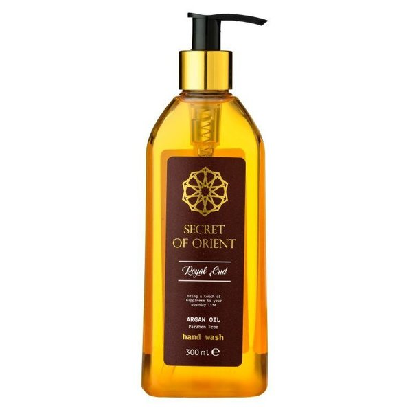 Secret of Orient Hand Wash 300 ml with Argan Oil
