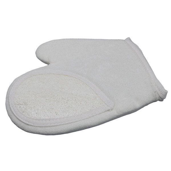 Natural Loofah Body Scrubs - Glove