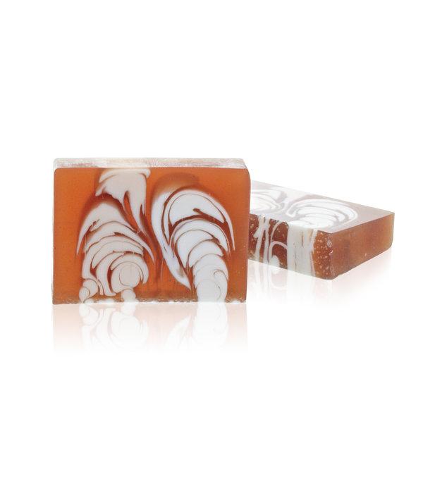 Handgemaakte zeep amandel