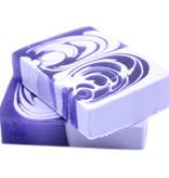 Handgemaakte zeep Lila