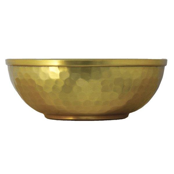 Messing hammam bowl dish
