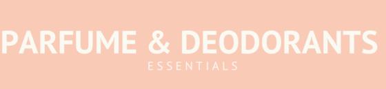 Parfum en Natuurlijke deodorants