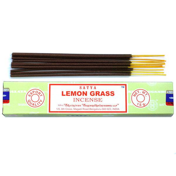 Satya Incense  Lemongrass -15 gram