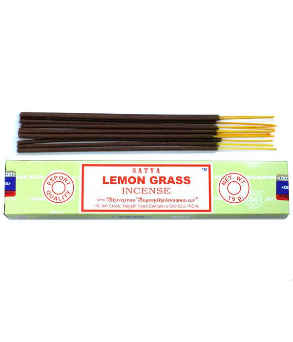 Nagchampa Wierook Nagchampa Lemongrass -15 gram