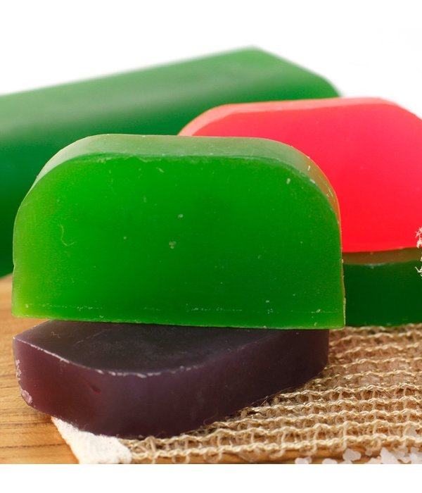 Shampoing Solide Solid Shampoo with Argan Base