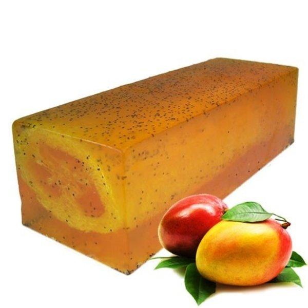 Loofah Soap Slice - Mango