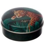 Puckator Lip Balm Jungle Cat in a Tin