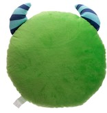 Groen Monstarz Monster Pluche Sierkussen