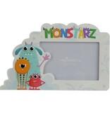 Puckator Monster Monstarz Houten Fotolijstje