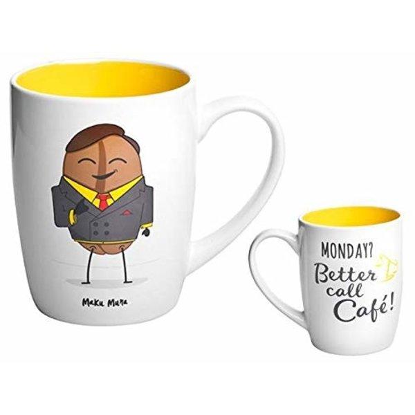Ceramic Mug -Maku Mura