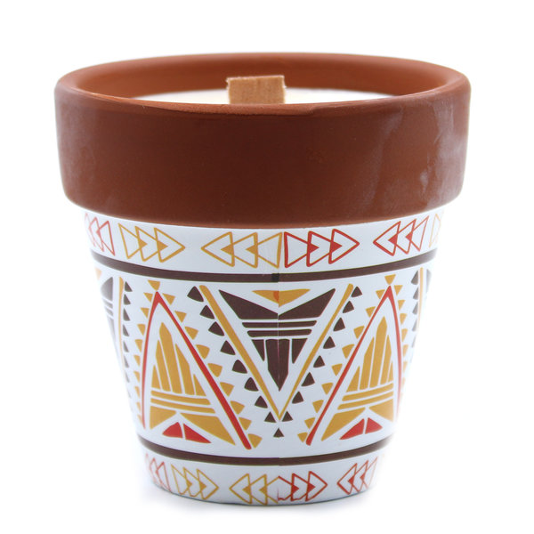 Aromatherapy Woodwick Soy Candle