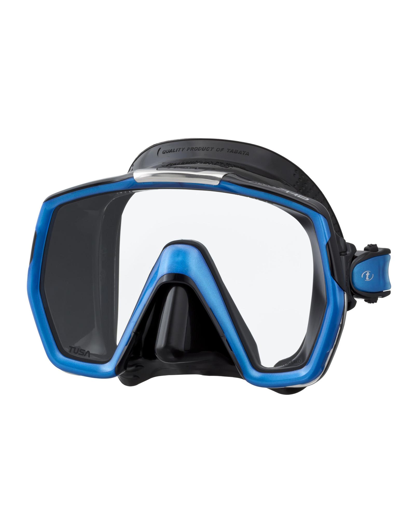 TUSA TUSA Freedom HD - Black/Fishtail Blue