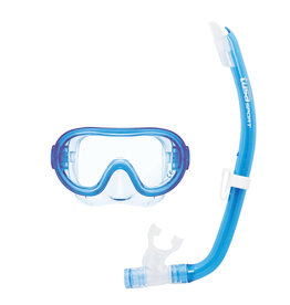 TUSA TUSA Mini Platina Youth Combo - Clear Light Blue