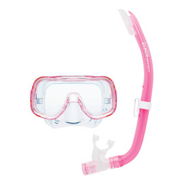 TUSA TUSA Mini-Kleio Youth Combo - Clear Pink