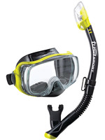 TUSA TUSA Imprex 3D Dry Adult Combo - Black/Flash Yellow