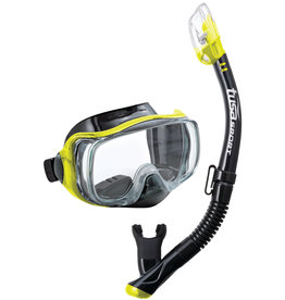 TUSA TUSA Imprex 3D Dry Adult Combo - Black/Flash Yellow