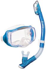 TUSA TUSA Imprex 3D Dry Adult Combo - Fishtail Blue