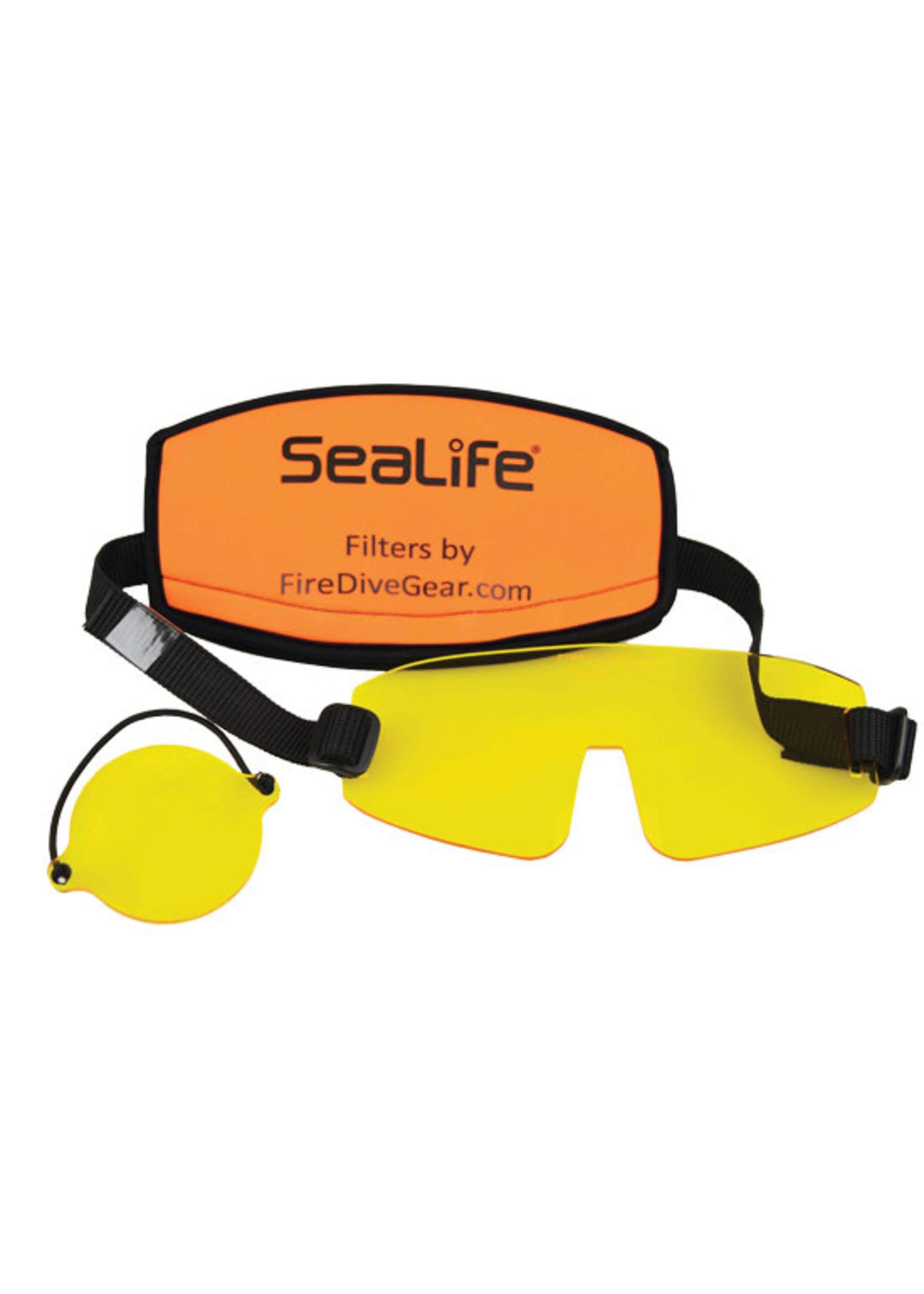 Sealife Sea Dragon Fluoro-Dual Beam