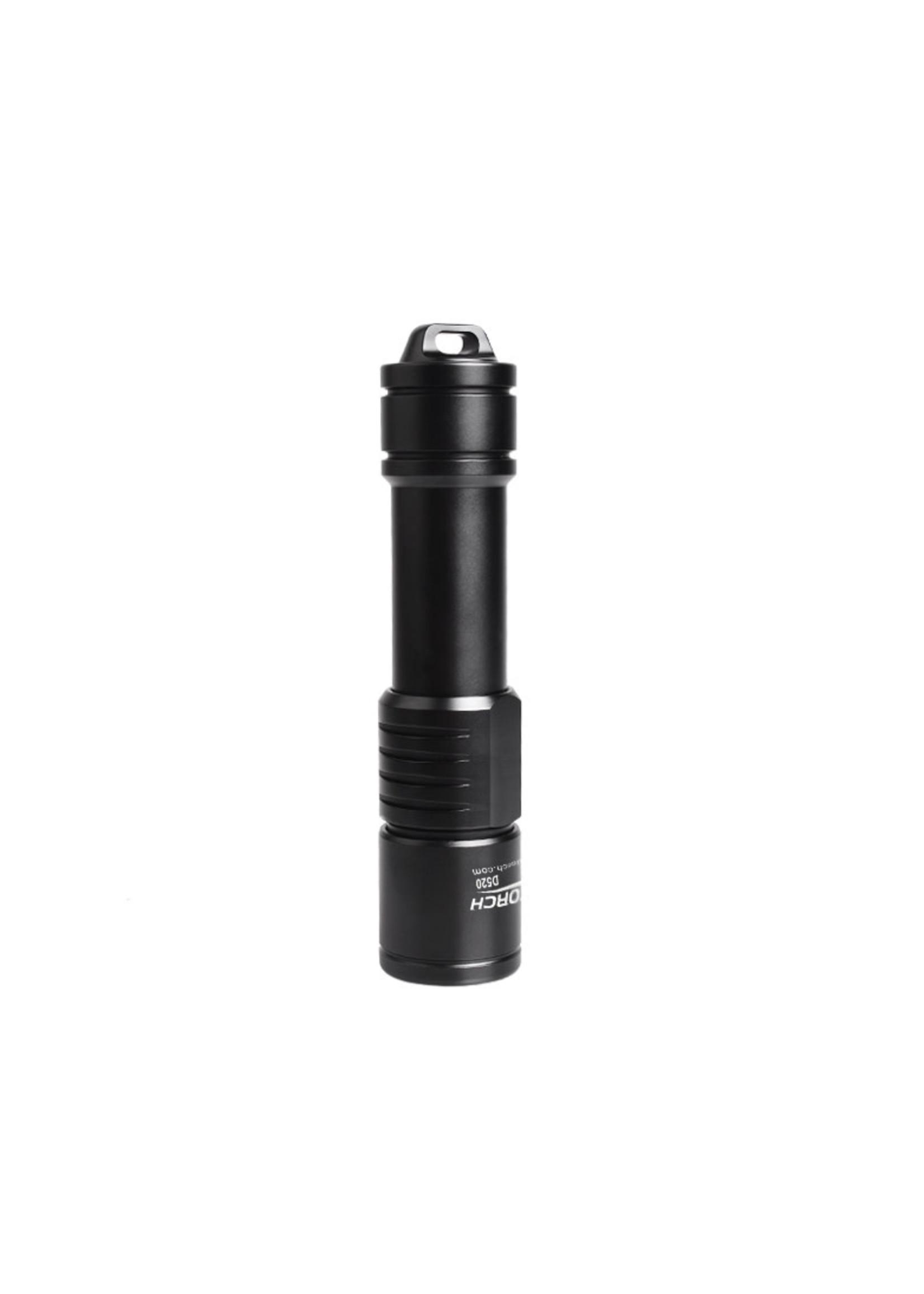 OrcaTorch OrcaTorch D520 - Zwart