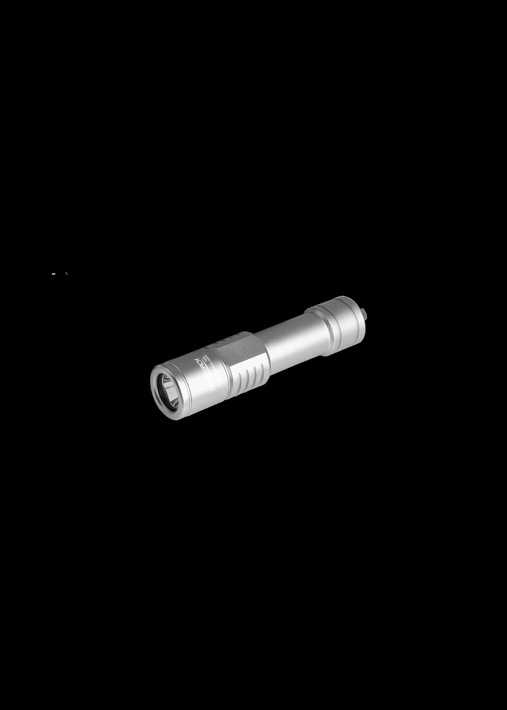 OrcaTorch D520 - Zilver