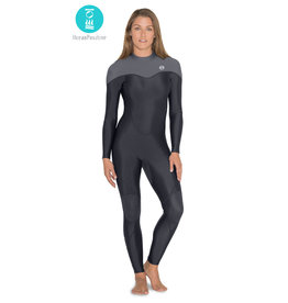 Fourth Element Fourth Element Thermocline 1-piece Front zip - vrouw
