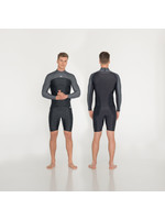 Fourth Element Fourth Element Thermocline Long Sleeve Top Back zip - man