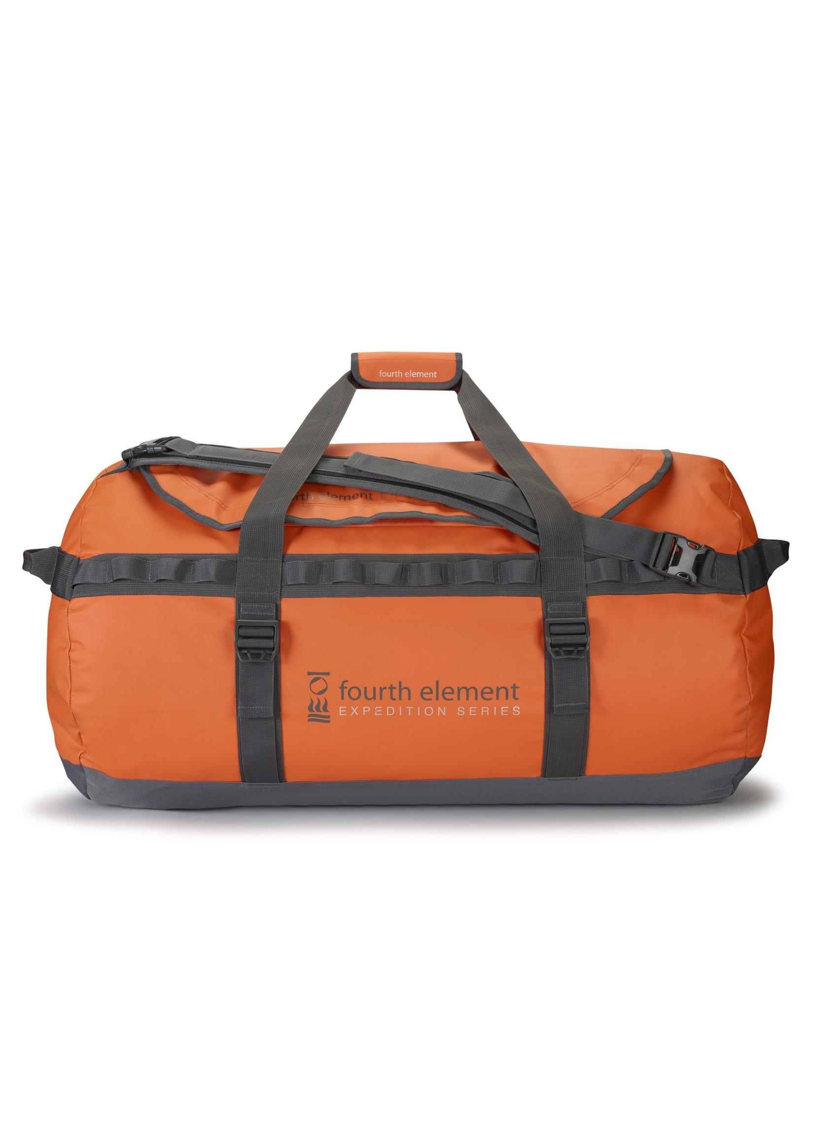 Fourth Element Fourth Element Expedition Series Duffel Bag 120L - Orange