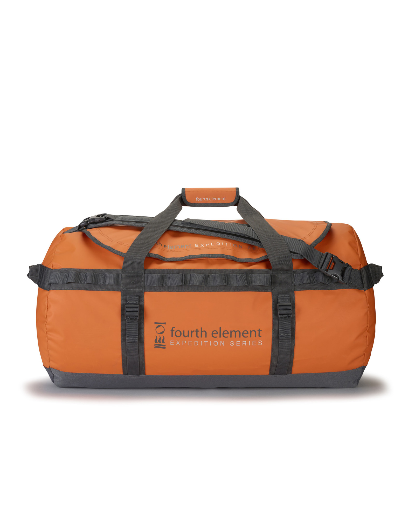 Fourth Element Fourth Element Expedition Series Duffel Bag 90L - Orange