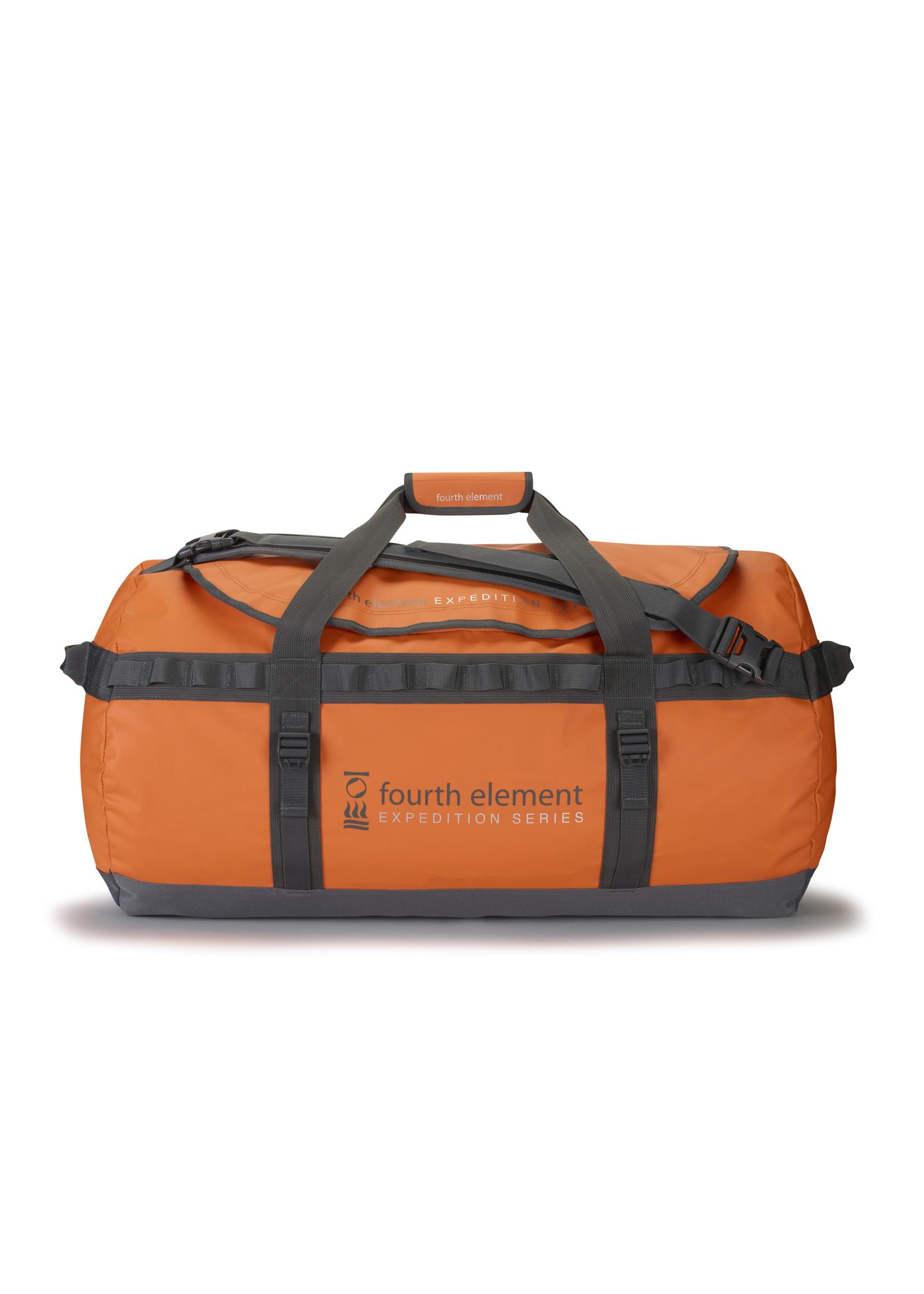 Fourth Element Fourth Element Expedition Series Duffel Bag 90L - Orange