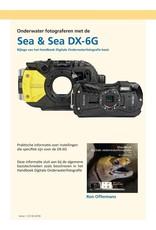 Bijlage onderwater fotograferen met de Sea&Sea DX-6G