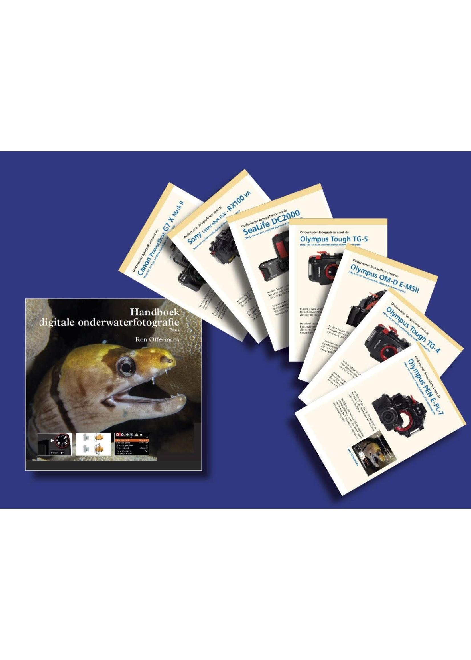 Handboek digitale onderwaterfotografie Basis