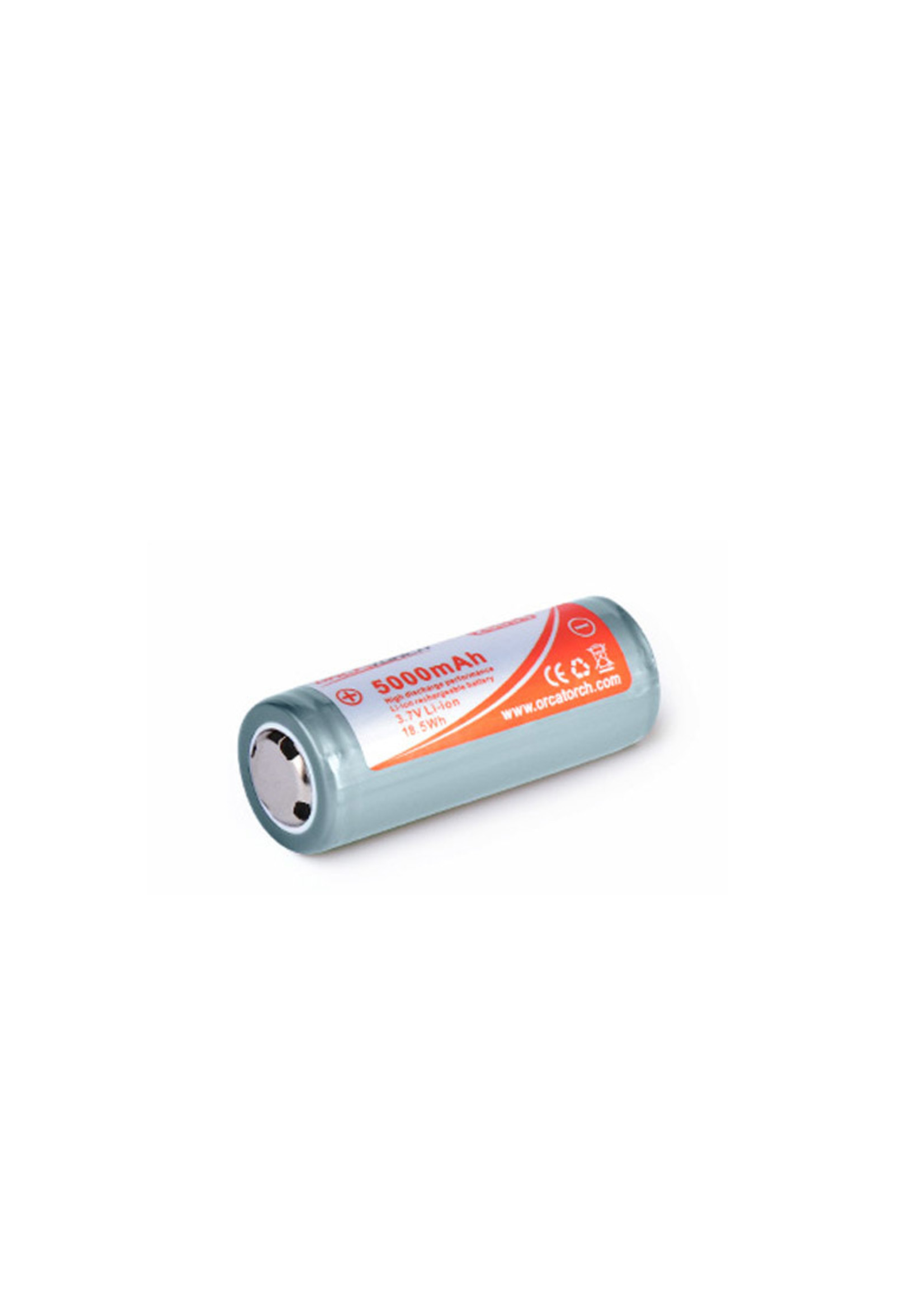 OrcaTorch OrcaTorch 26650 Rechargeable Battery
