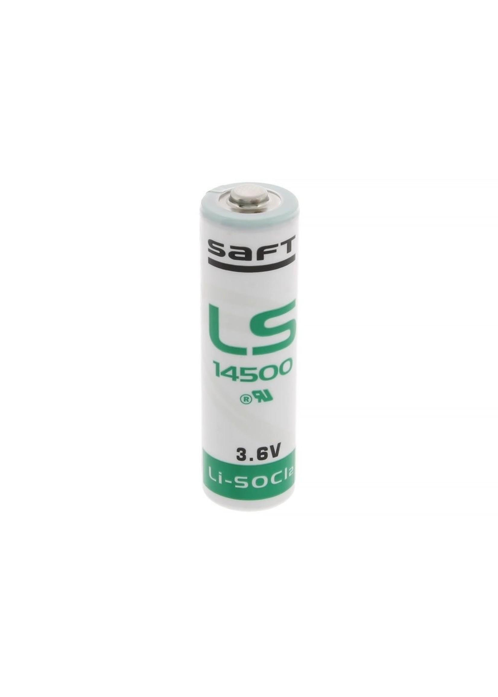 Shearwater LS14500 AA Lithium 3,6V Batterij