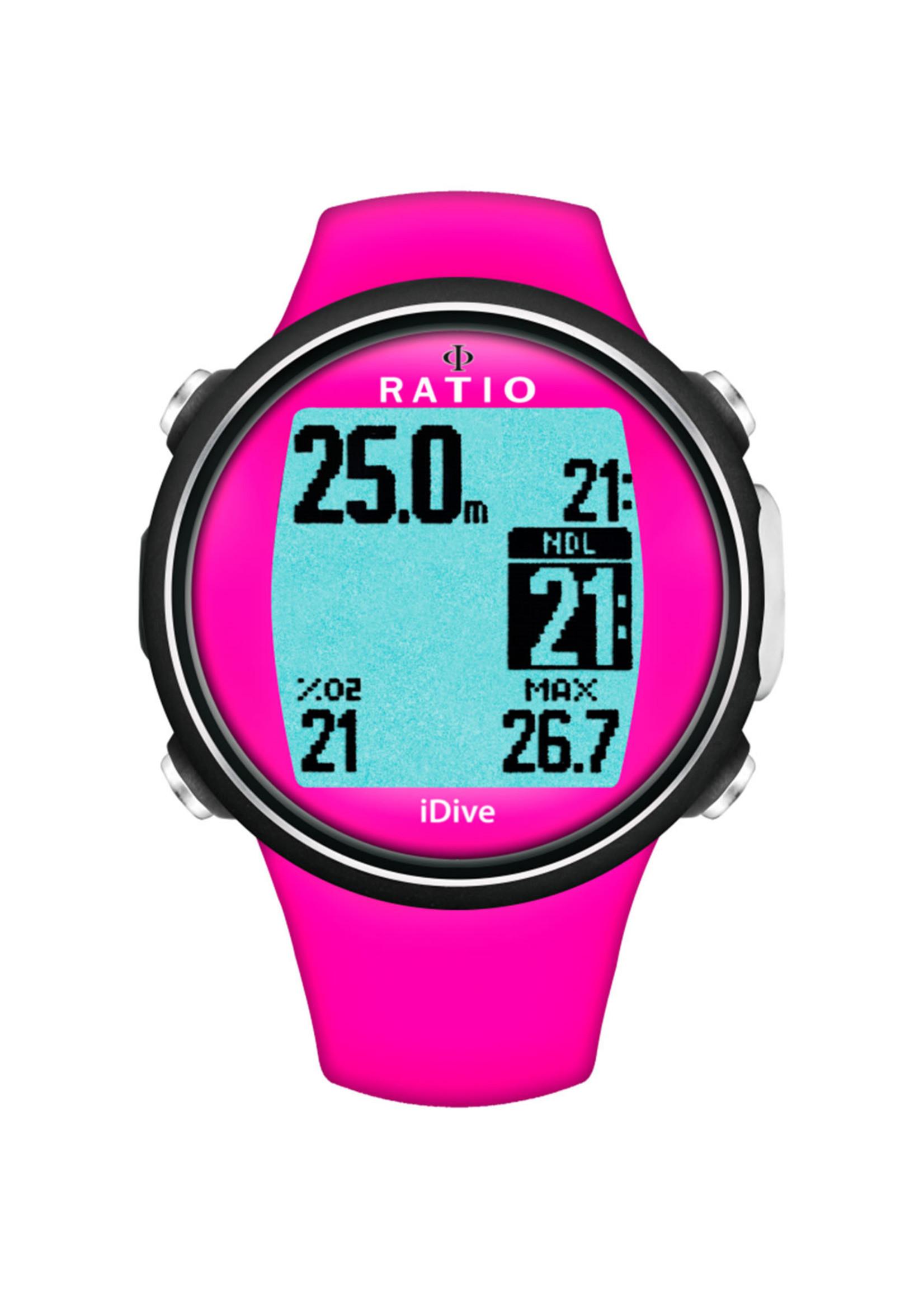 Ratio Ratio iDive Sport - Roze